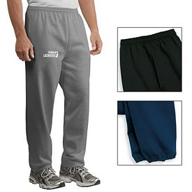 Customized Port & Company PC90P Ultimate Sweatpant with Pockets