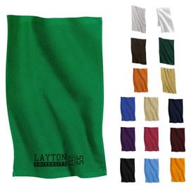 Customized Port & Company PT38 Rally Towel