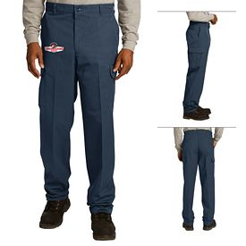 Customized Red Kap PT88 Industrial Cargo Pant