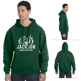 Customized Russell Athletic 695HBM Dri-Power Fleece Pullover Hood