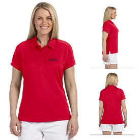 Customized Russell Athletic 933CFX 4.1 oz Ladies' Team Essential Polo