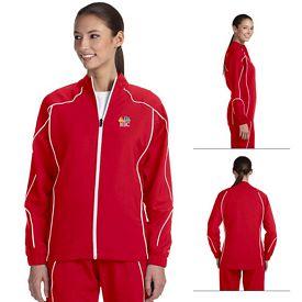 Customized Russell Athletic S81JZX Ladies' Team Prestige Full-Zip Jacket