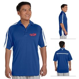 Customized Russell Athletic S92CFM 4.9 oz Team Game Day Polo Shirt