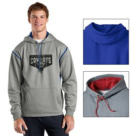 Customized Sport-Tek F246 Tech Fleece Hooded Sweatshirt