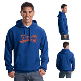 Customized Sport-Tek F281 Super Heavyweight Pullover Hooded Sweatshirt