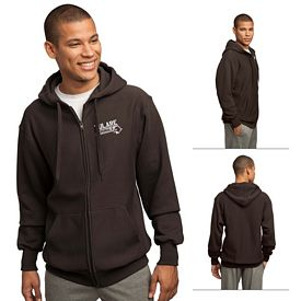 Customized Sport-Tek F282 Super Heavyweight Full-Zip Hooded Sweatshirt