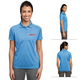 Customized Sport-Tek L474 Ladies Dri-Mesh Pro Polo