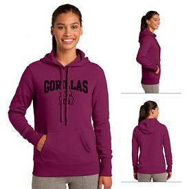 Customized Sport-Tek LST254 Ladies Pullover Hooded Sweatshirt