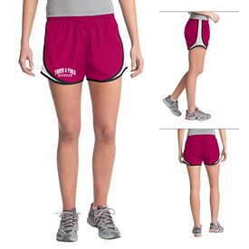 Customized Sport-Tek LST304 Ladies Cadence Short