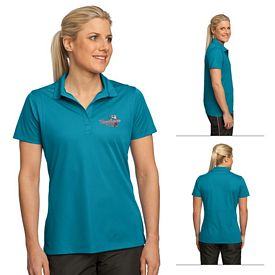 Customized Sport-Tek LST650 Ladies Micropique Sport-Wick Polo