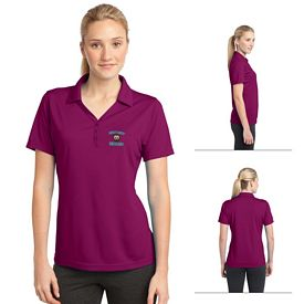 Customized Sport-Tek LST680 Ladies PosiCharge Micro-Mesh Polo