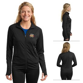 Customized Sport-Tek LST885 Ladies NRG Fitness Jacket