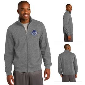 Customized Sport-Tek ST259 Full-Zip Sweatshirt