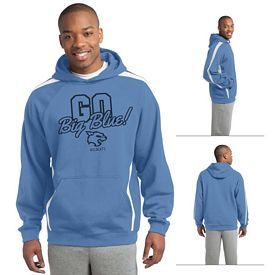 Customized Sport-Tek ST265 Sleeve Stripe Pullover Hooded Sweatshirt