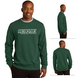 Customized Sport-Tek ST266 Crewneck Sweatshirt