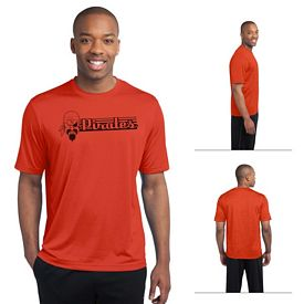 Customized Sport-Tek ST360 Heather Contender Tee