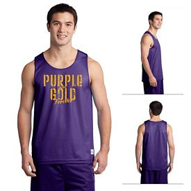 Customized Sport-Tek ST500 PosiCharge Classic Mesh Reversible Tank