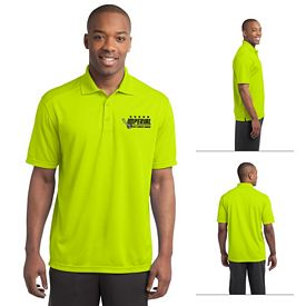Customized Sport-Tek ST680 PosiCharge Micro-Mesh Polo