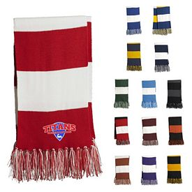 Customized Sport-Tek STA02 Spectator Scarf