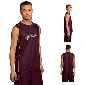 Customized Sport-Tek T555 PosiCharge Mesh Reversible Sleeveless Tee