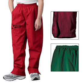 Customized Sport-Tek YPST74 Youth Wind Pant
