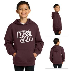 Customized Sport-Tek YST254 Youth Pullover Hooded Sweatshirt