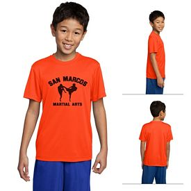 Customized Sport-Tek YST350 Youth Competitor Tee