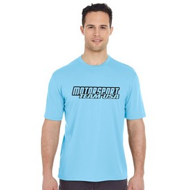 Customized UltraClub 8400 Men's Cool & Dry Sport Tee