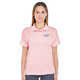 Customized UltraClub 8404 Ladies' Cool & Dry Mesh Sport Polo