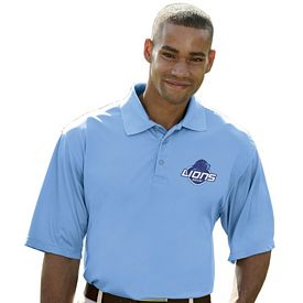 Customized UltraClub 8425 Men's Cool & Dry Sport Performance Interlock Polo