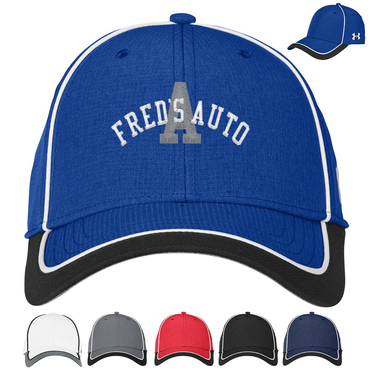 304e2f5a263 Promotional under armour sideline cap customized under armour jpg 1200x1200 Under  armour sideline hat