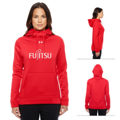 Promotional Under Armour Ladies Storm Armour Fleece Hoodie