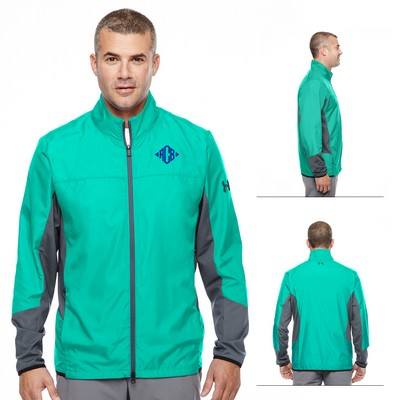Custom Under Armour MenS Groove Hybrid Jacket