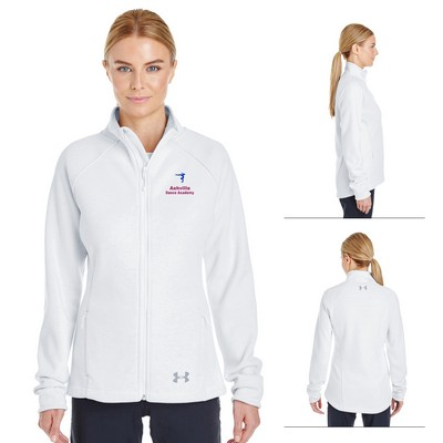 Customized Under Armour Ladies Granite Jacket