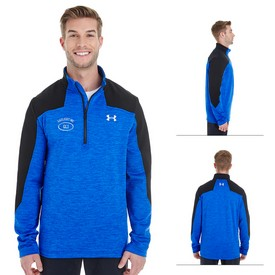 Custom Under Armour MenS Expanse 1-4 Zip