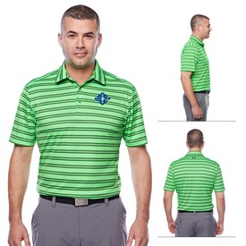 Promotional Under Armour MenS Tech Stripe Polo