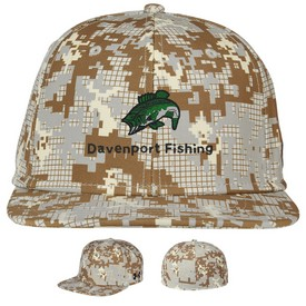 Promotional Under Armour Flat Bill Digital Camouflage Cap