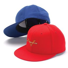 Customized Yupoong 6210 Premium Fitted Cap