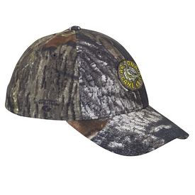 Customized Yupoong 6999 Mossy Oak Break-Up Pattern Camouflage Cap