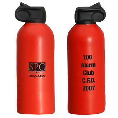 Customized Fire Extinguisher Stress Reliever