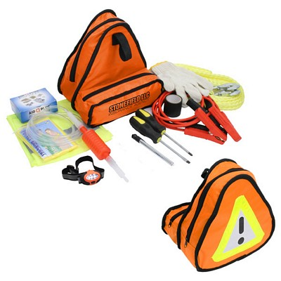 Promotional Road Rescue Car Emergency Kit