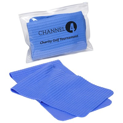 Customized Glacial Cooling Towel