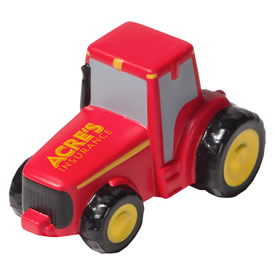 Promotional Tractor Stress Reliever