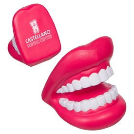 Custom Big Mouth Stress Reliever