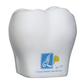 Promotional Dentist Tooth Stress Reliever