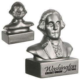 Promotional George Washington Bust