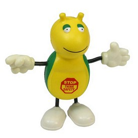 Promotional Cute Bug Figure Stress Reliever