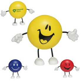 Customized Round Figure Stress Reliever