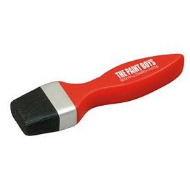Promotional Paintbrush Stress Reliever