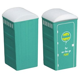 Customized Porta-Potty Stress Reliever